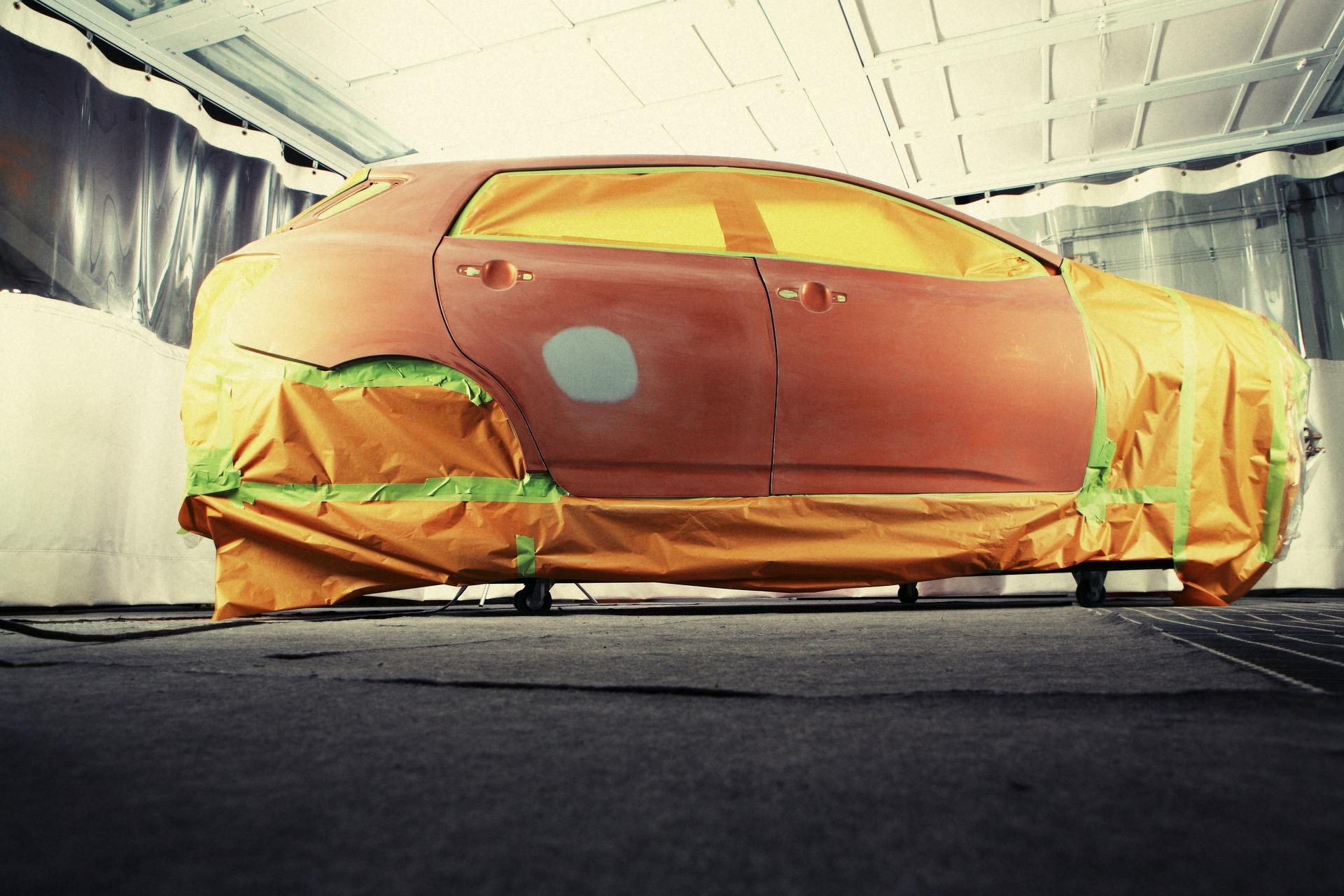Comment enlever du silicone sur une carrosserie?